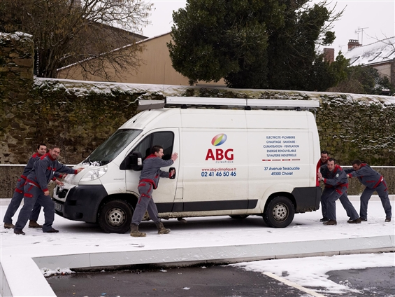 L'équipe ABG Climatique