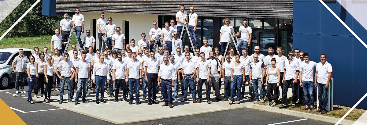 L'équipe Ouvrard