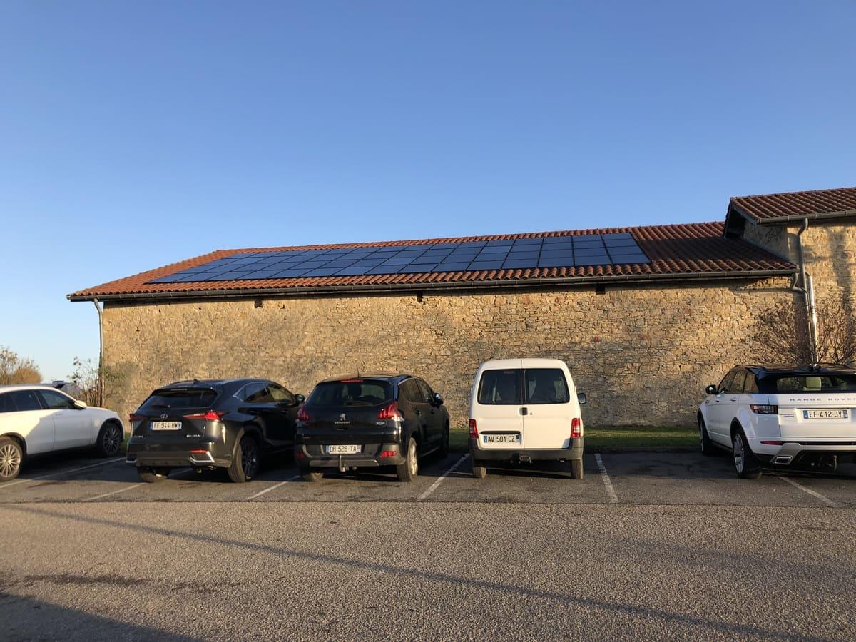 actenergie panneaux solaires