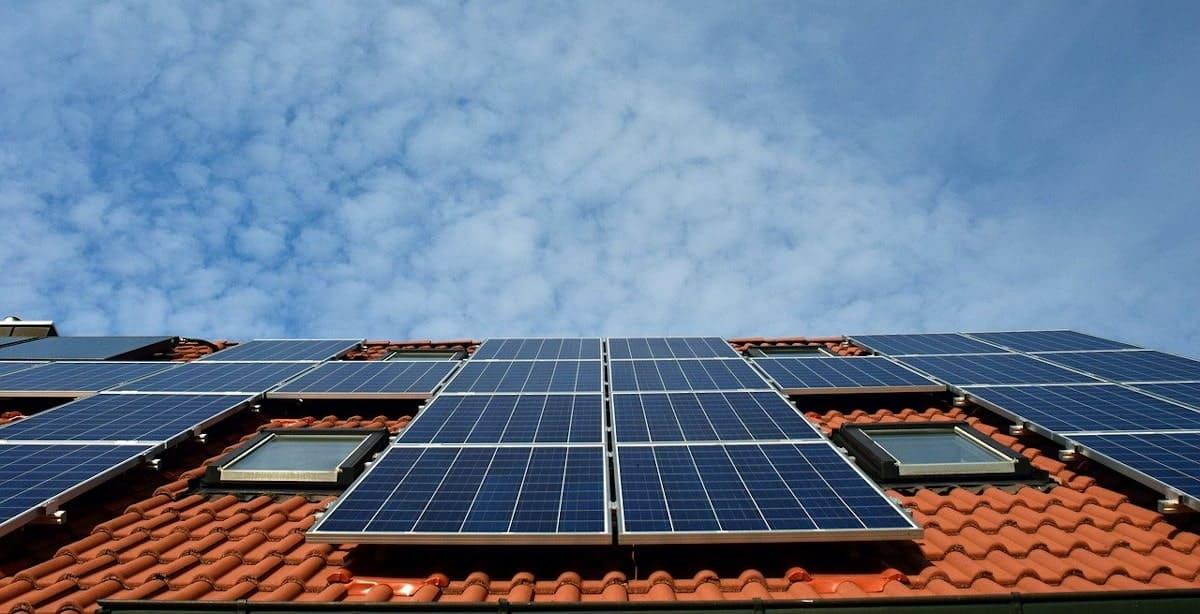 Panneaux solaire Planète Climat