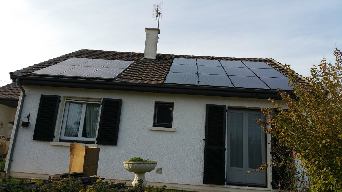 Panneau solaire Renov France
