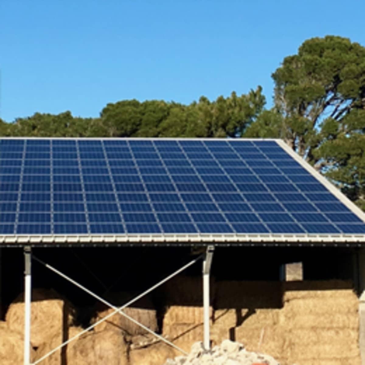 Abris solaire AKI-NRJ-CONSTRUCTION