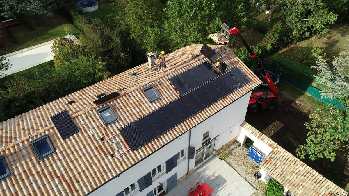 actenergie installation solaire