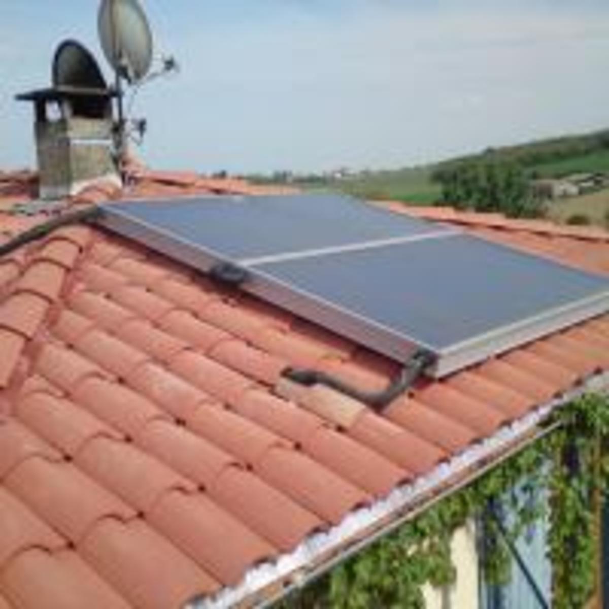 Alphaco photovoltaïque