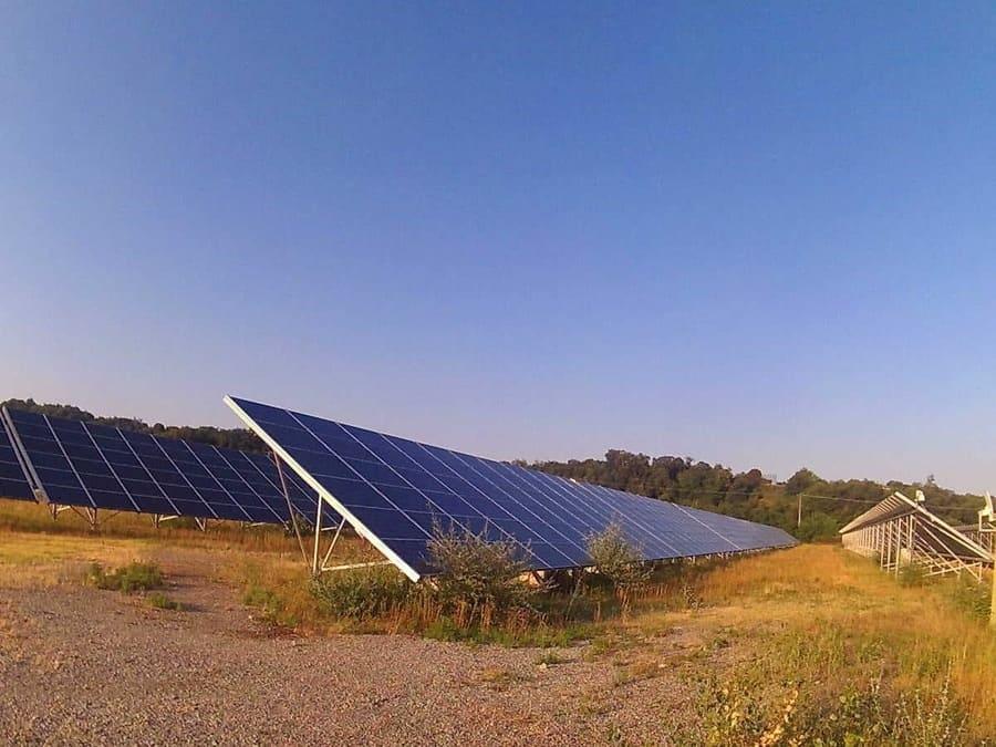Artemis Concept projet solaire
