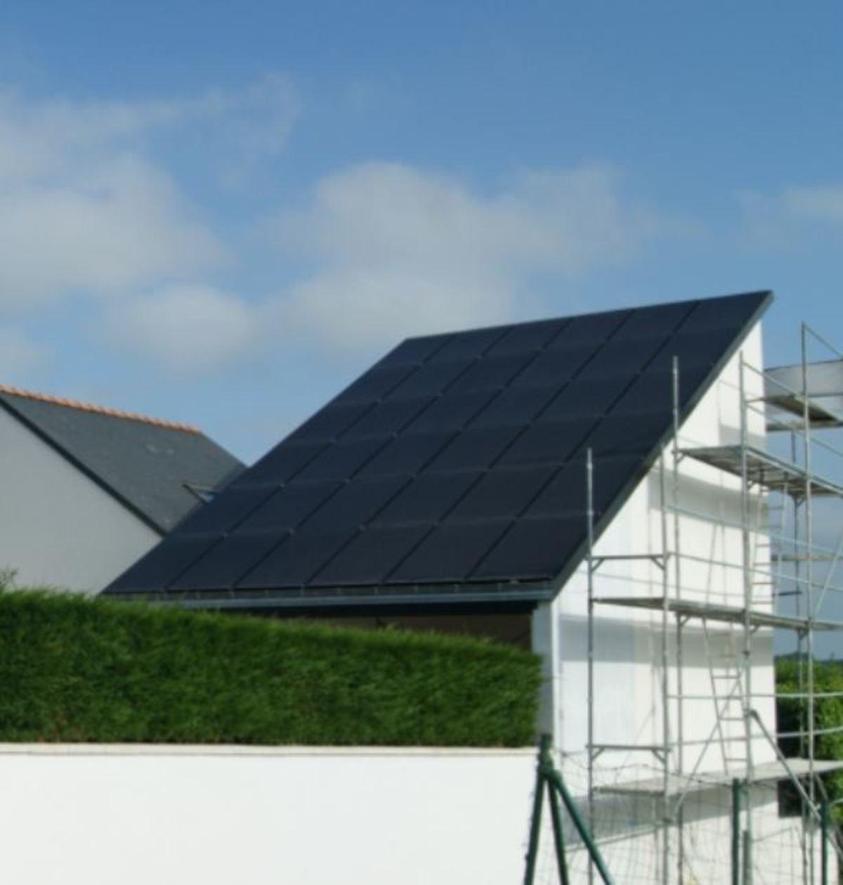 Auger panneaux photovoltaiques