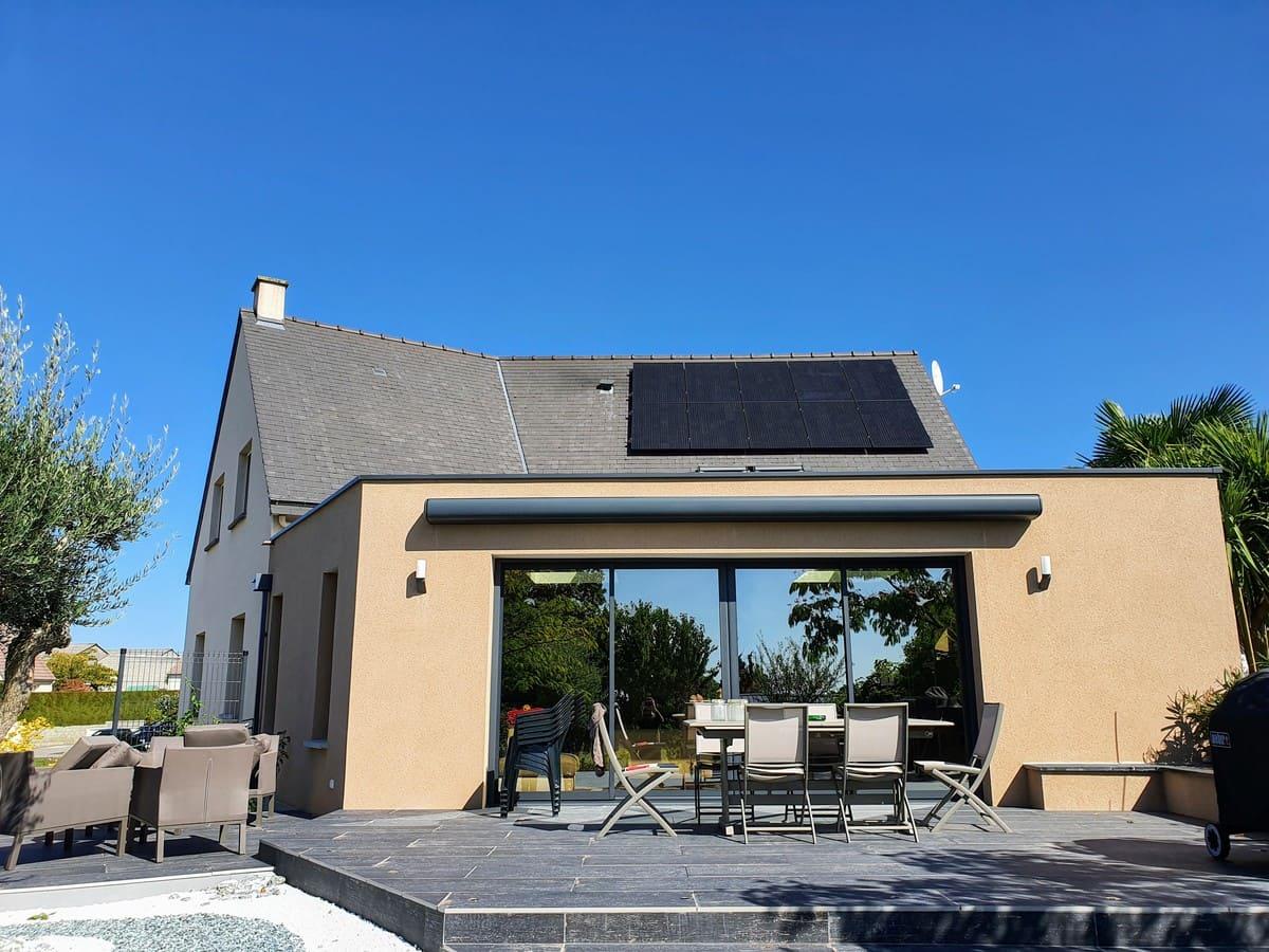 Avenir Eco Energies Renouvelables panneaux solaires