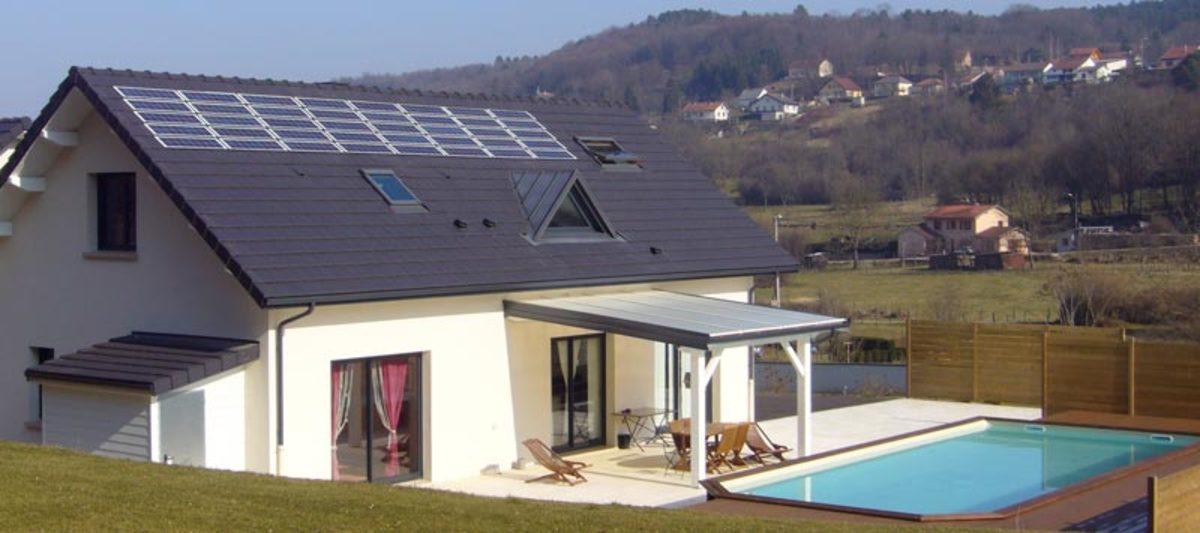 Batibois réalisation solaire