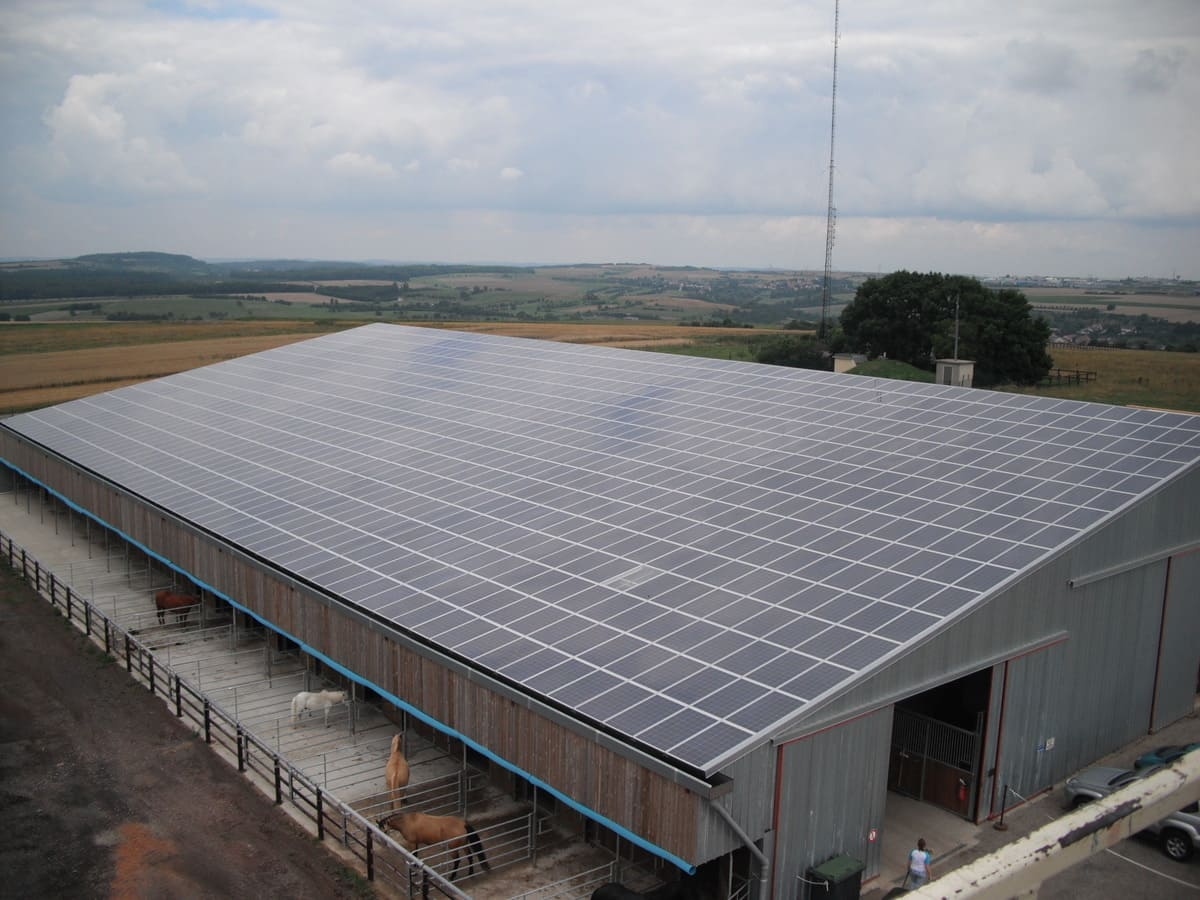 bh electricite exemple solaire