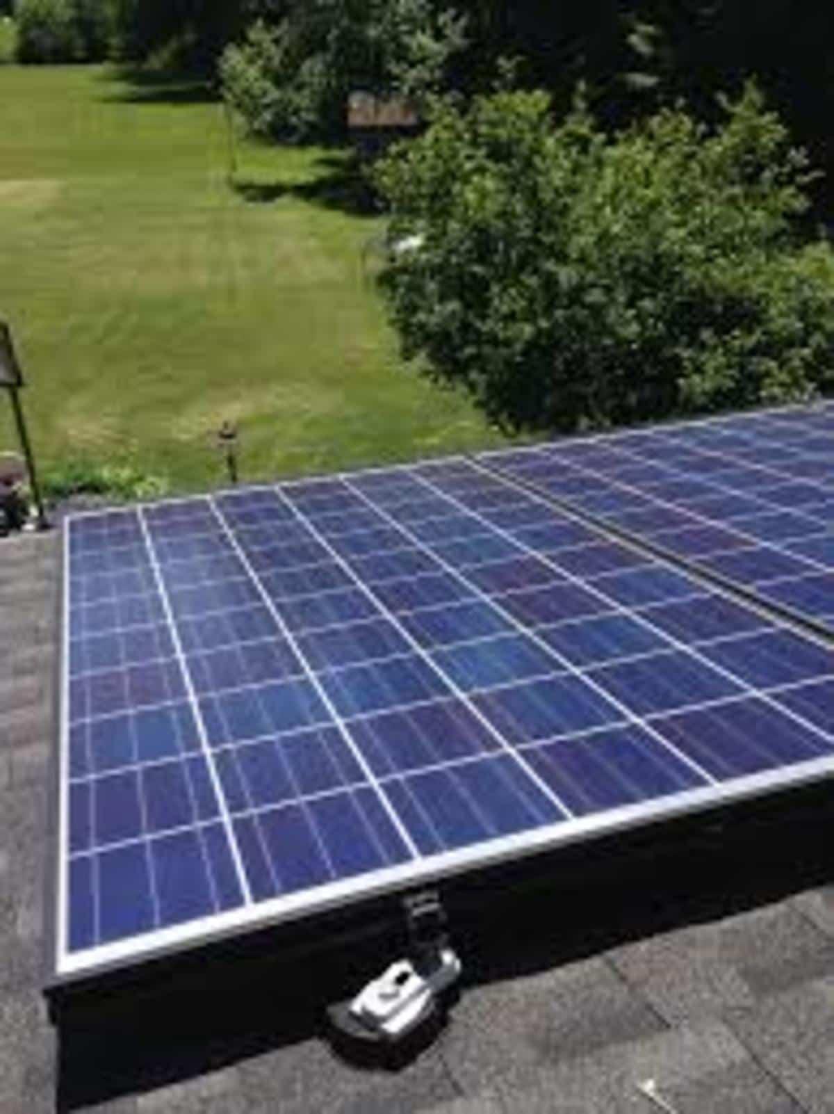 Bruno Ferrer photovoltaïque