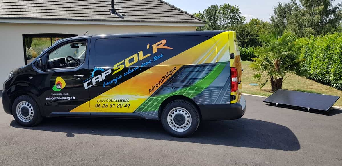 Cap Sol'R équipe