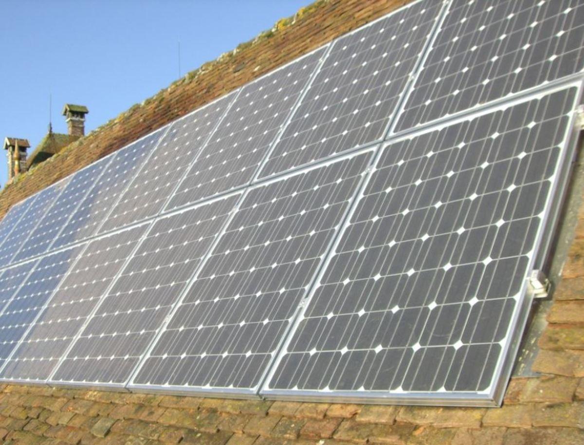 Cauchy Entreprise projet solaire