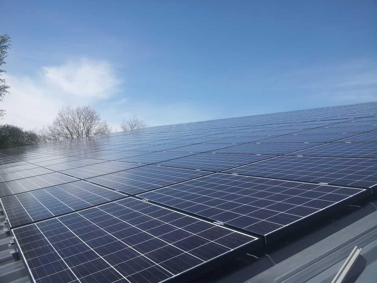 Cegelec photovoltaïque