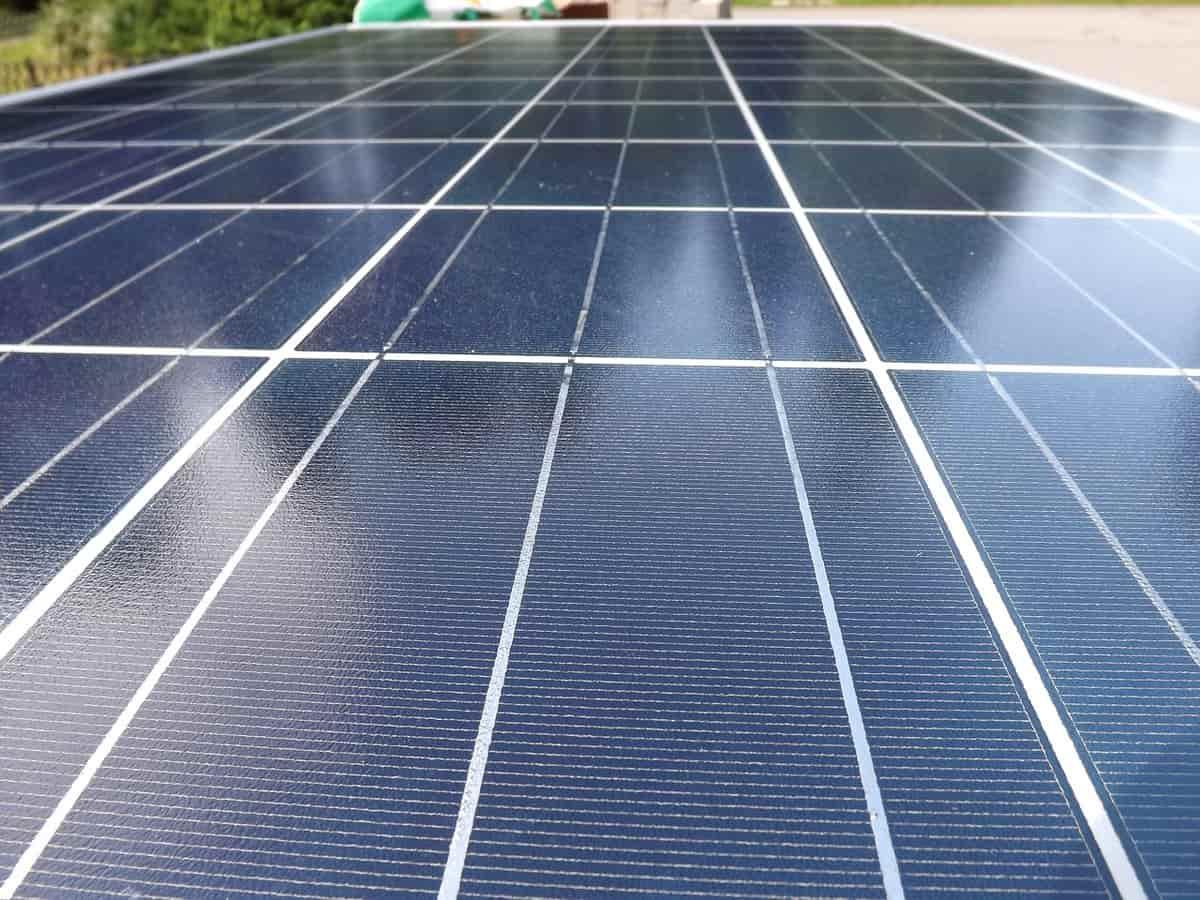 Cellules solaires Agec