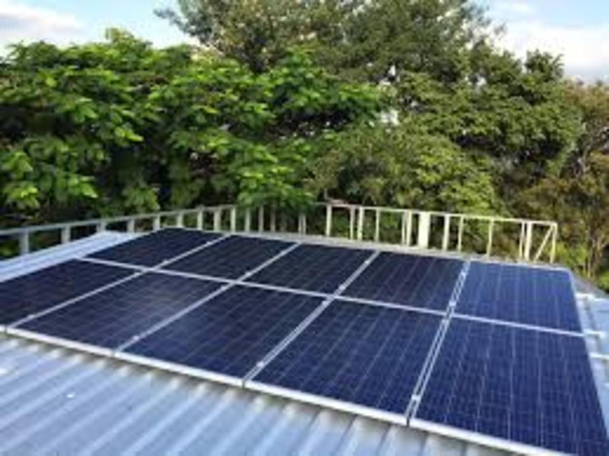 Cerasolar panneaux solaires