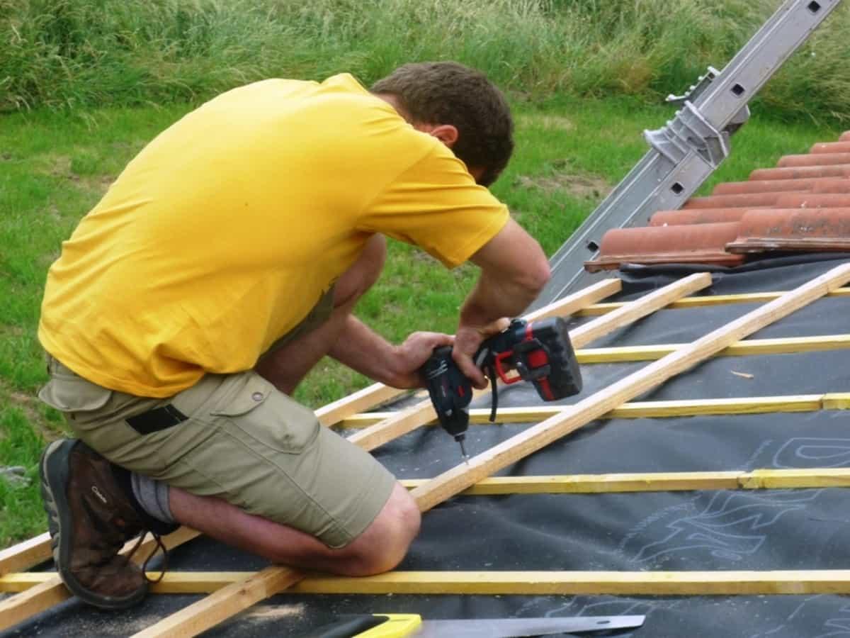 Chantier solaire Solarize