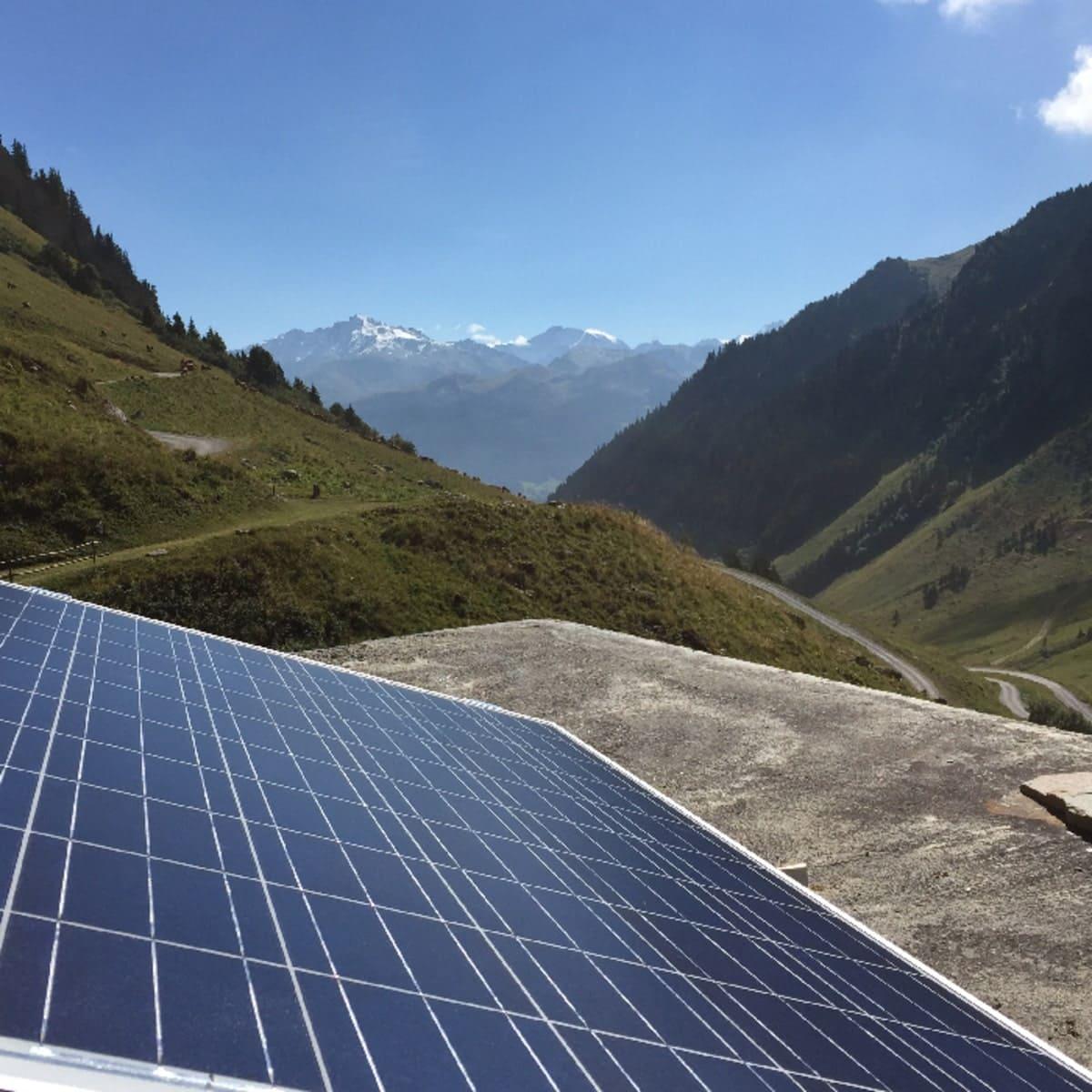 Cimes Energies projet solaire