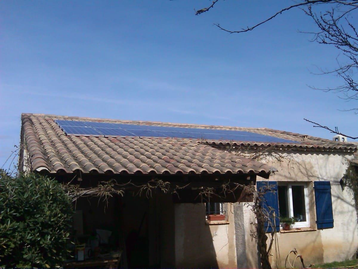 confort habitat energie installation solaire