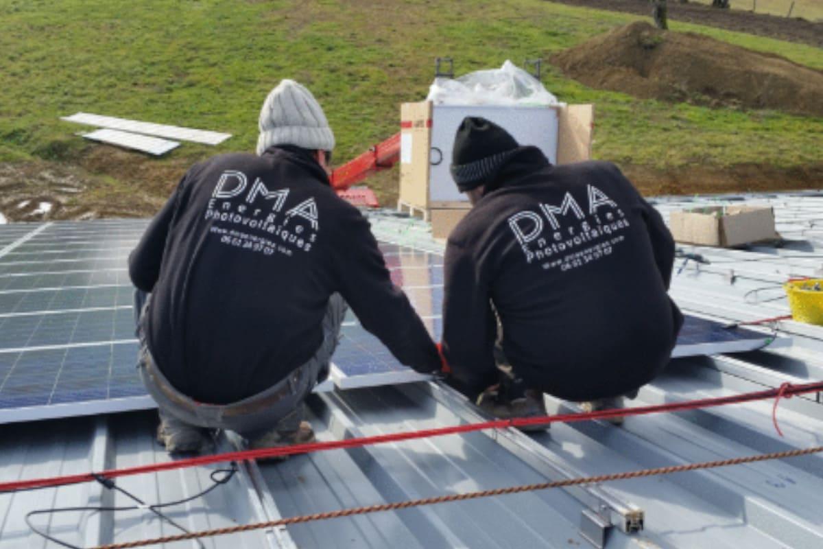 L'équipe DMA Energies