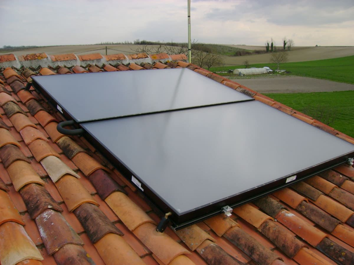 Eco Energie Concept installation solaire Charente