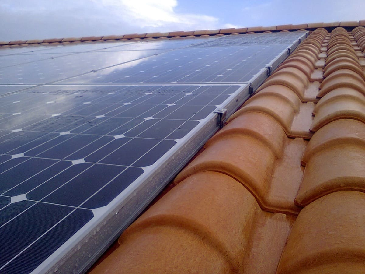 Installation solaire Eco Energie Concept