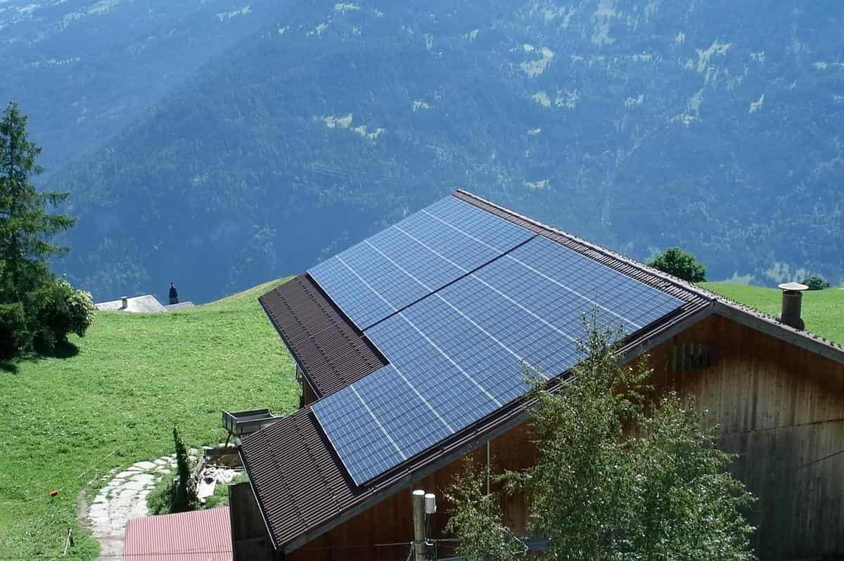 photovoltaïque installation