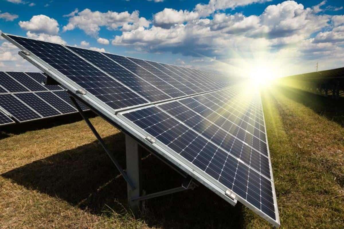 photovoltaïque panneau solaire