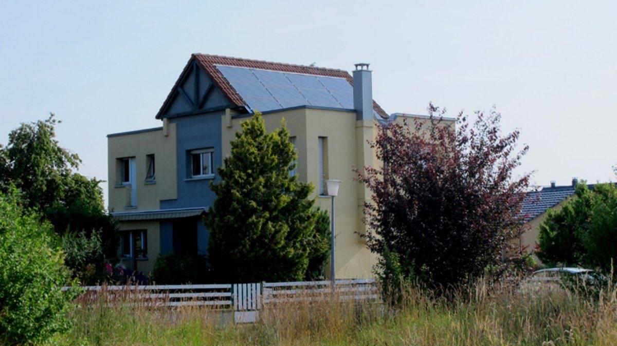 Electro Concept installation solaire sur maison