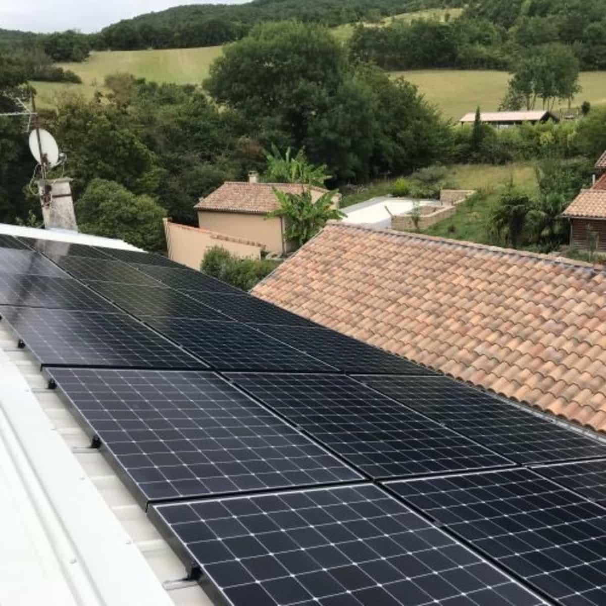 Electricité Montagne Pyrénées solaire