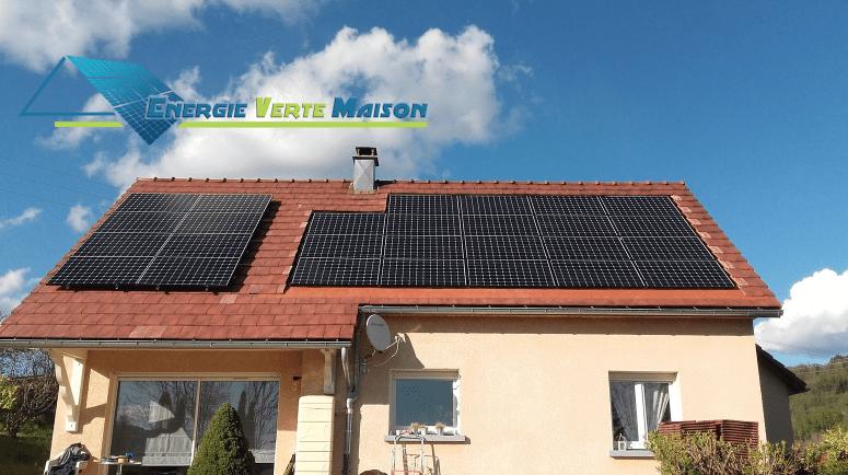 exemple d'installation energie verte maison