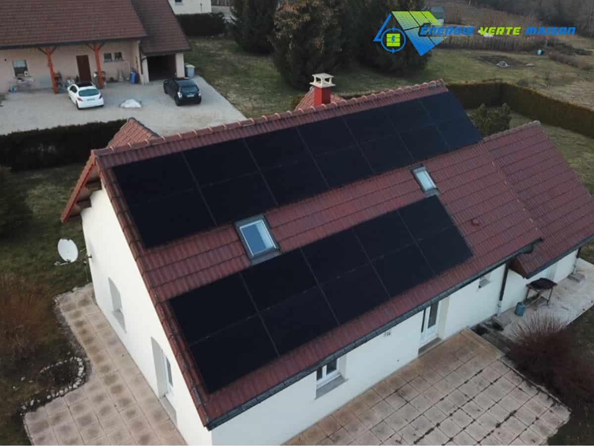 Energie Verte Maison installation