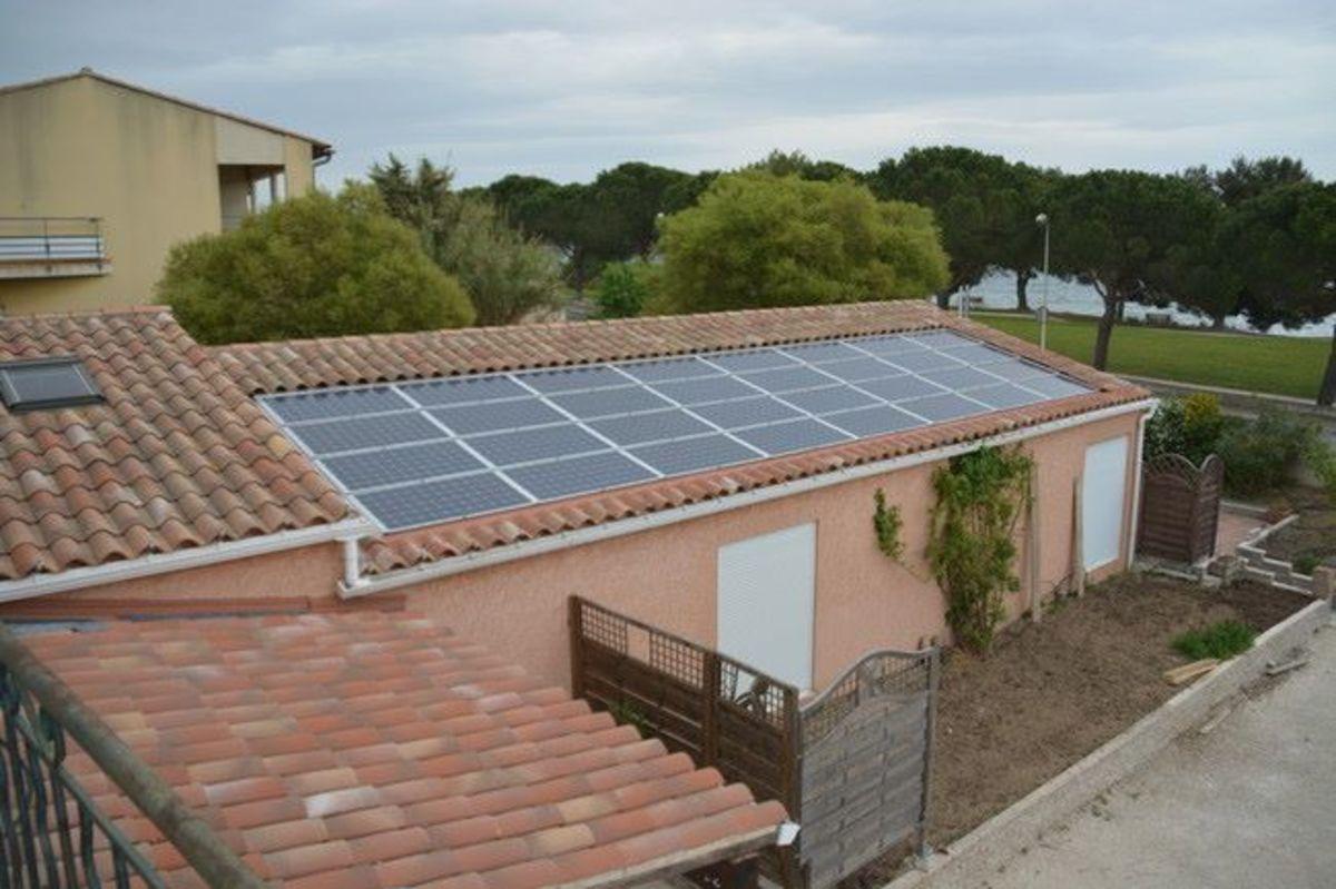 Energies Eco Solutions panneaux solaires