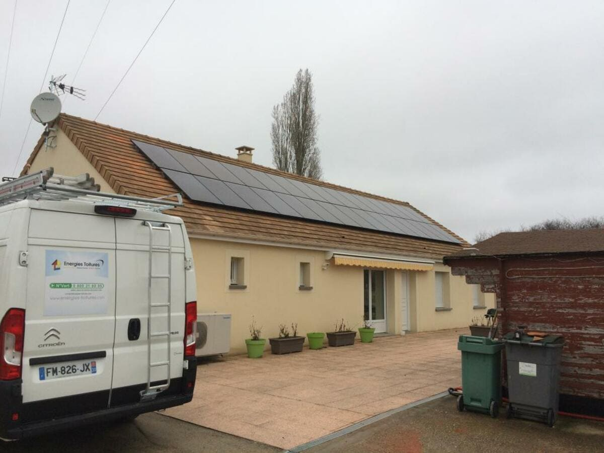energies toitures exemple installation solaire 78