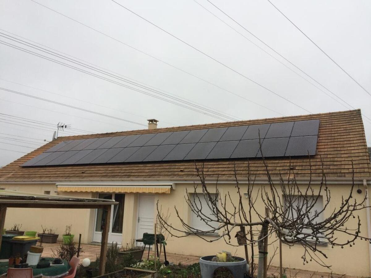 exemple panneaux solaires installés energies toitures 78