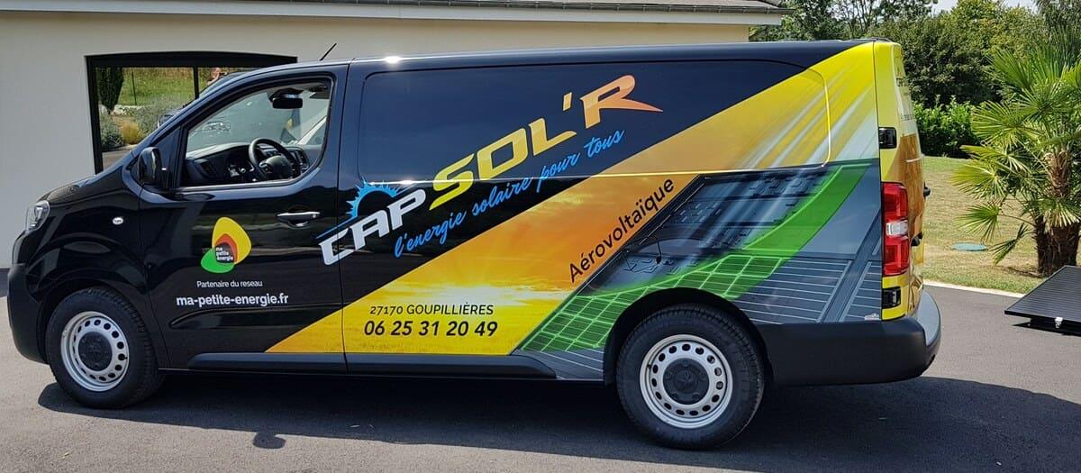 Equipe Cap Solar'r