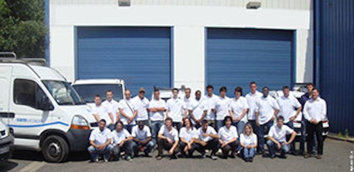 L'équipe Sys Enr