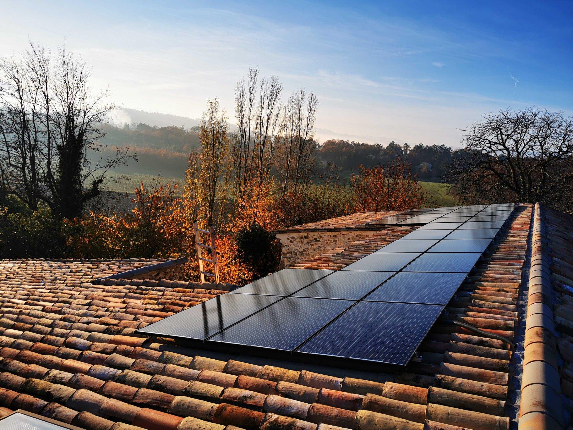 installation silversun solaire