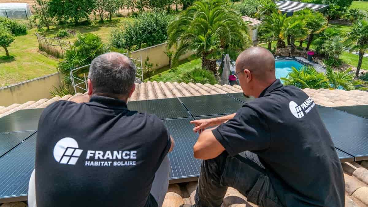 France Habitat Solaire module