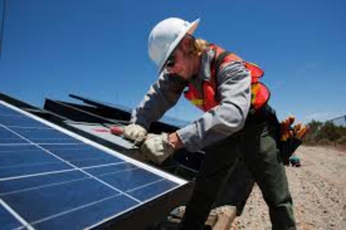 Gaia Energies Renouvelables projet solaire