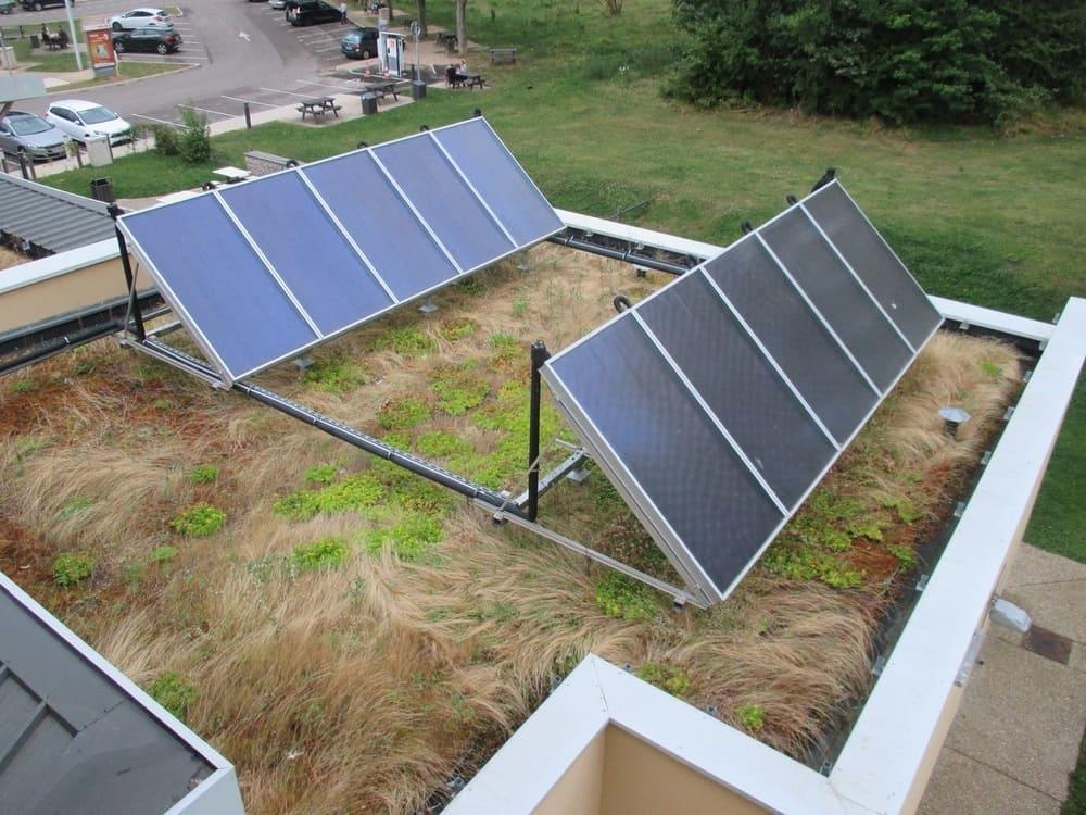 Gaia Energies Renouvelables installation photovoltaique