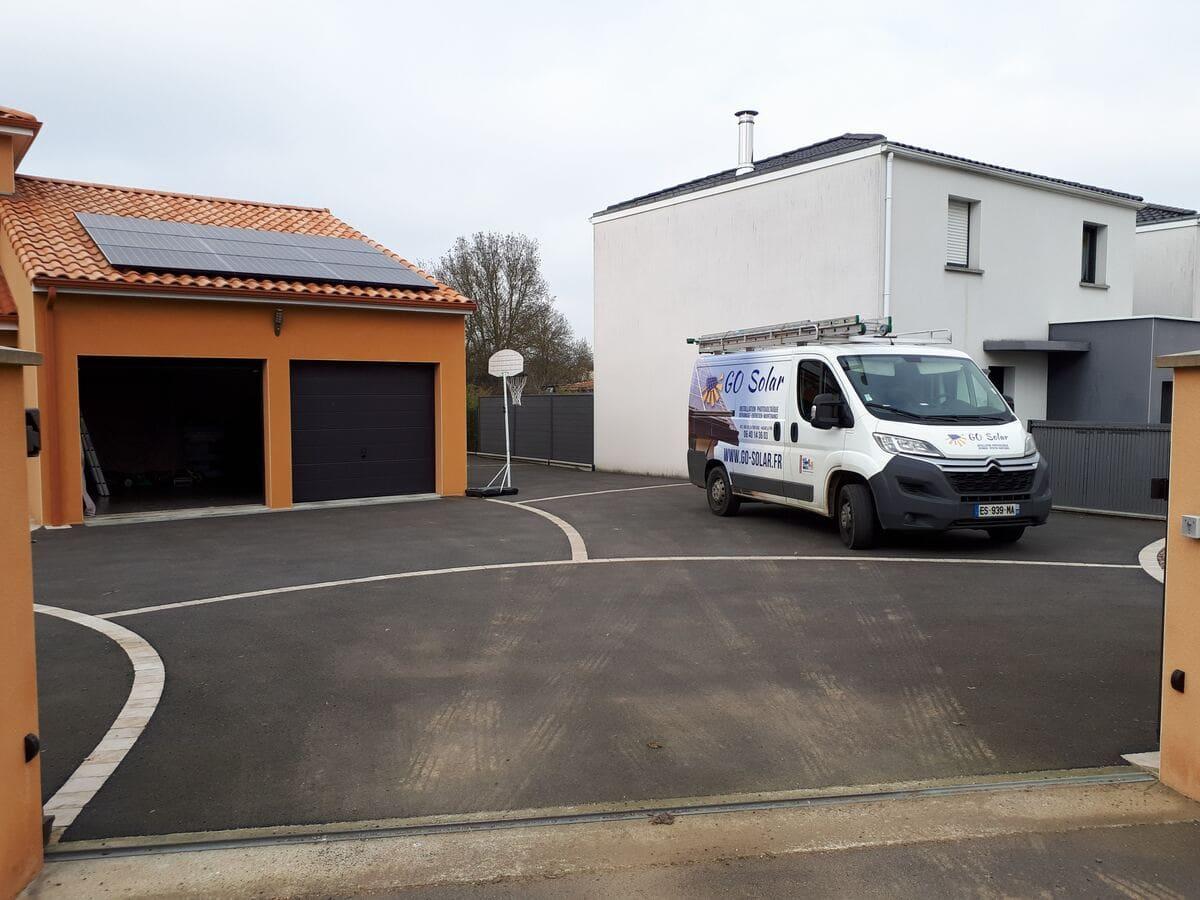 go solar photovoltaique