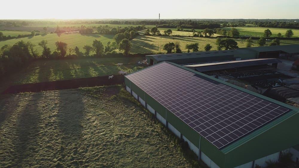 Hangar agricole Solewa