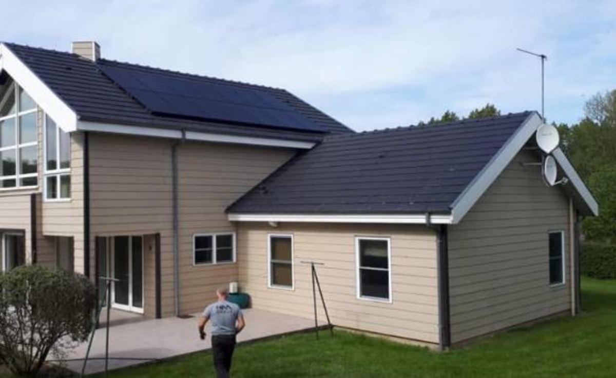 HM Pose panneaux solaires