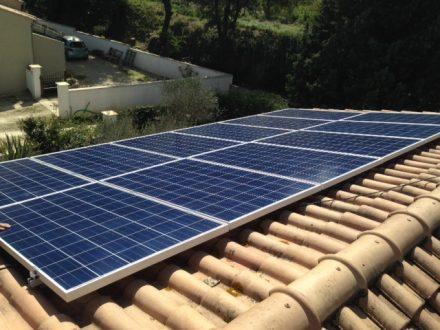 panneaux solaires i2o