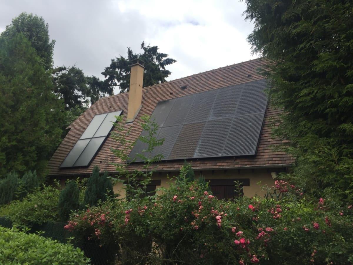 Installation photovoltaïque Cap Sol'r