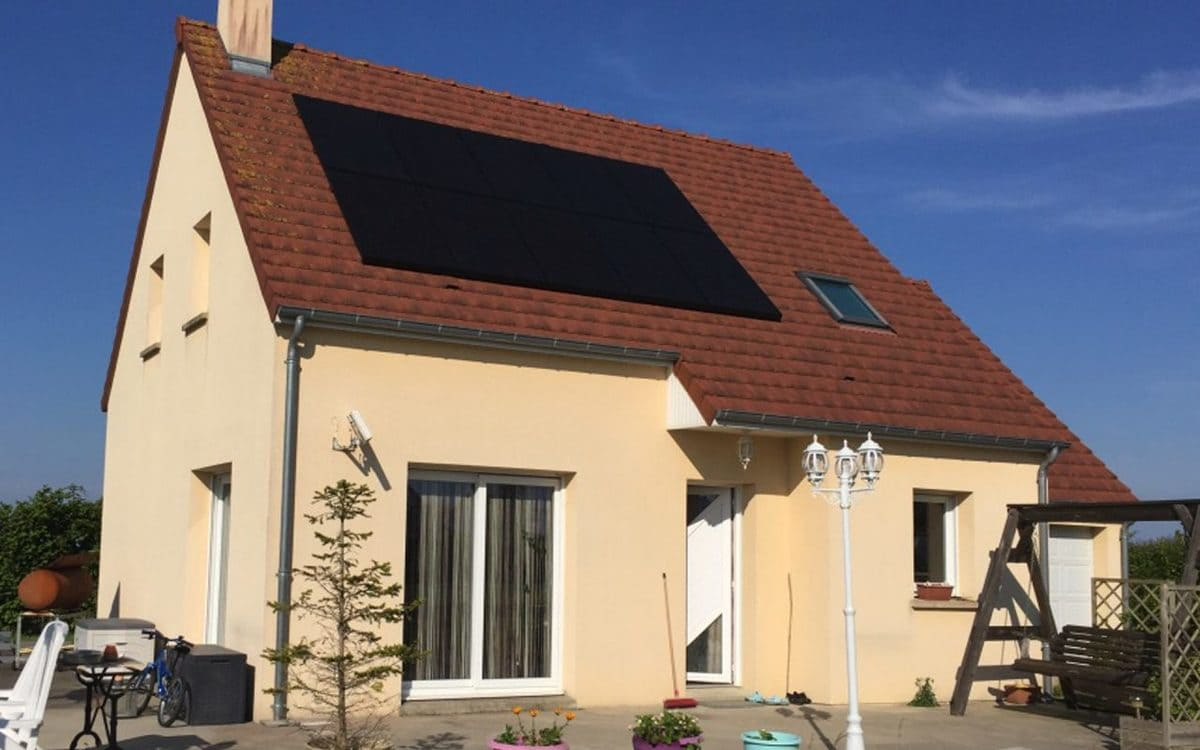 Installation solaire photovoltaïque Cap Sol'r
