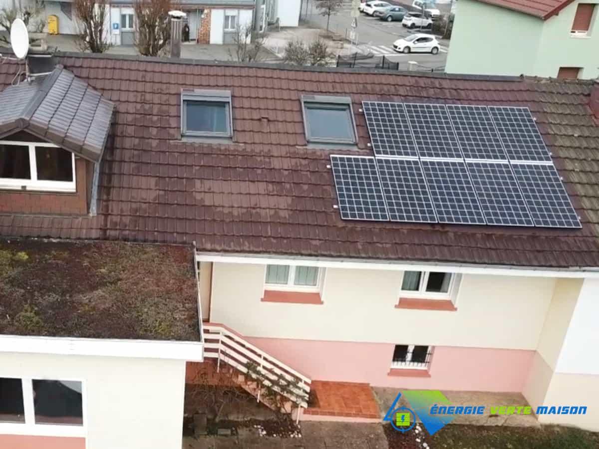 Installation client Energie Verte Maison