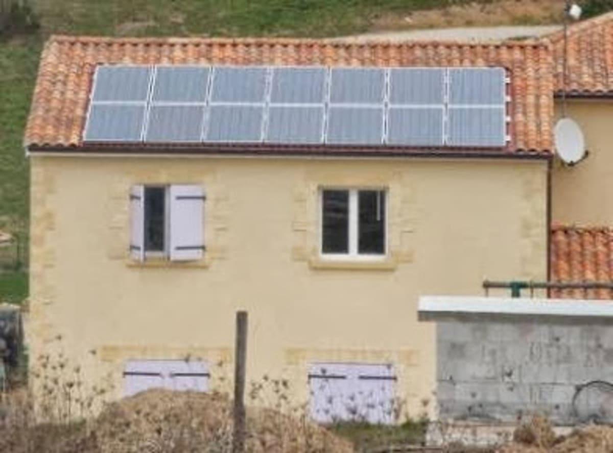 Installation panneaux solaires Agirenergy