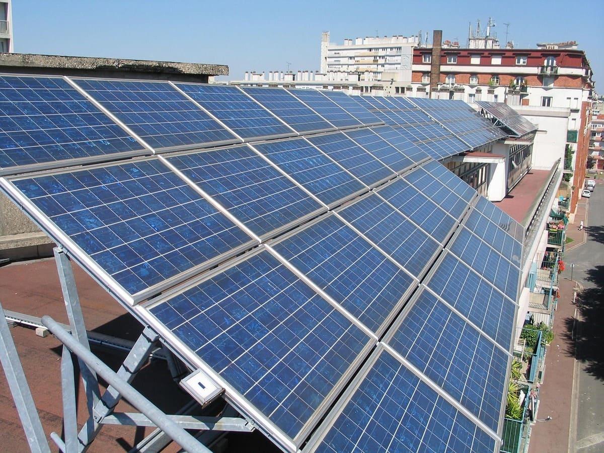 Installation panneaux solaires BSP Prod