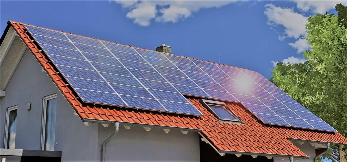 Installation panneaux solaires Électricité générale Saby